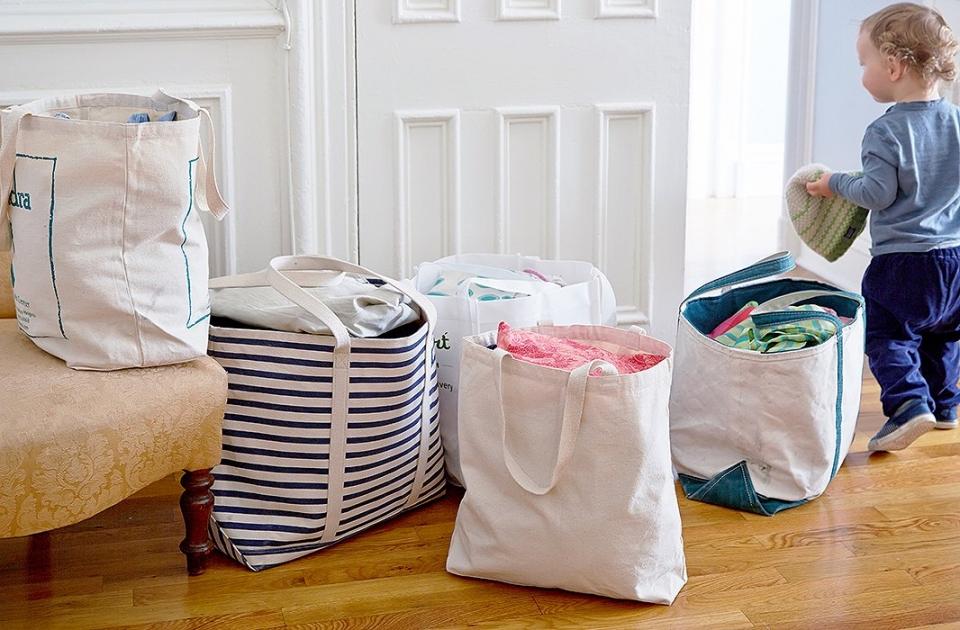 Phân loại nhóm đồ đạc cần dọn dẹp
