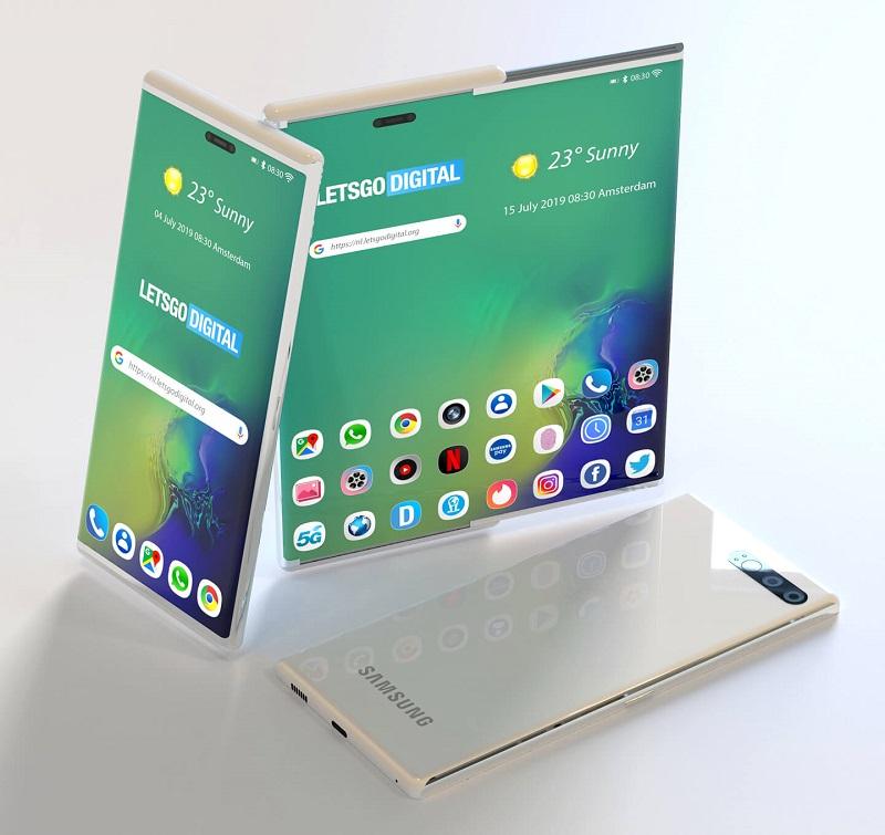 Samsung sẽ giới thiệu smartphone màn hình trượt trong một cuộc họp bí mật tại CES 2020
