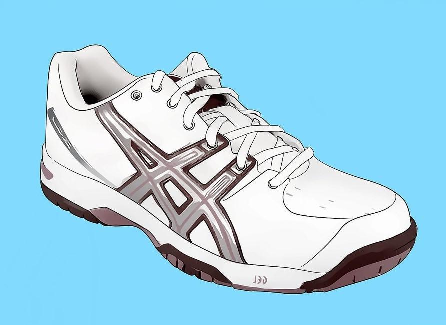Kiểm tra thiết kế của giày