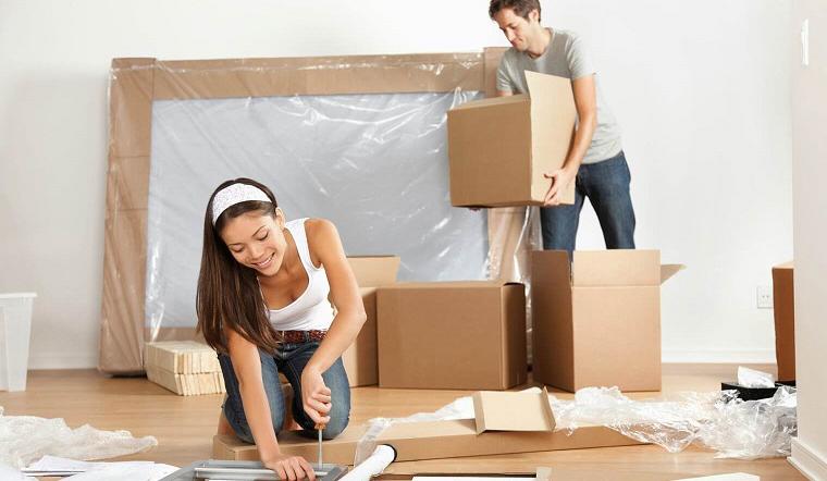 Cuối năm dọn dẹp nhà đừng quên tư thế chuẩn khi khuân vác đồ vật để không ảnh hưởng xương sống