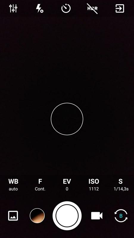 Trở thành nhiếp ảnh gia với Camera+ 2 trên smartphone Android