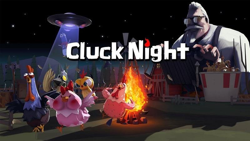 Hình ảnh trong game Cluck Night