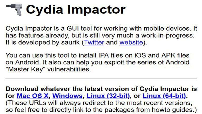 tải Cydia