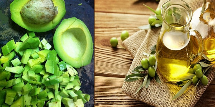 """Bơ thực vật và dầu olive giúp giảm lượng chất béo """"xấu"""" cholesterol trong máu"""