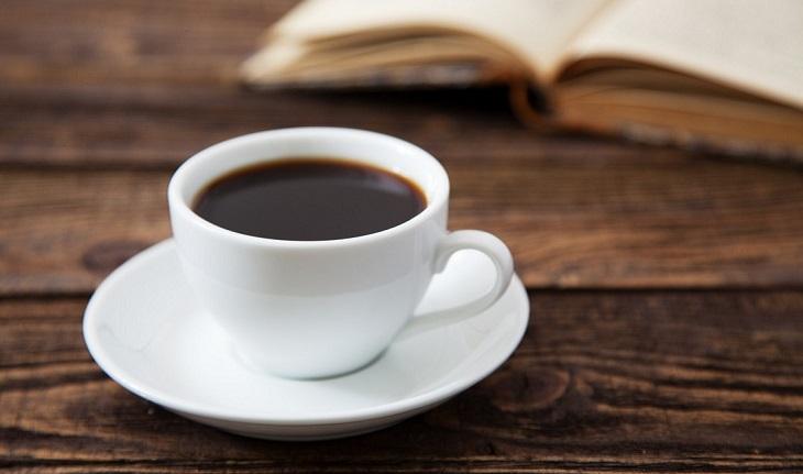 Cafe đen không đường là một loại thức uống chưa carb thấp