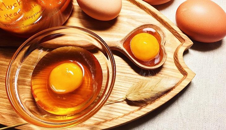 Trứng là nguồn cung cấp protein với lượng carb bằng 1