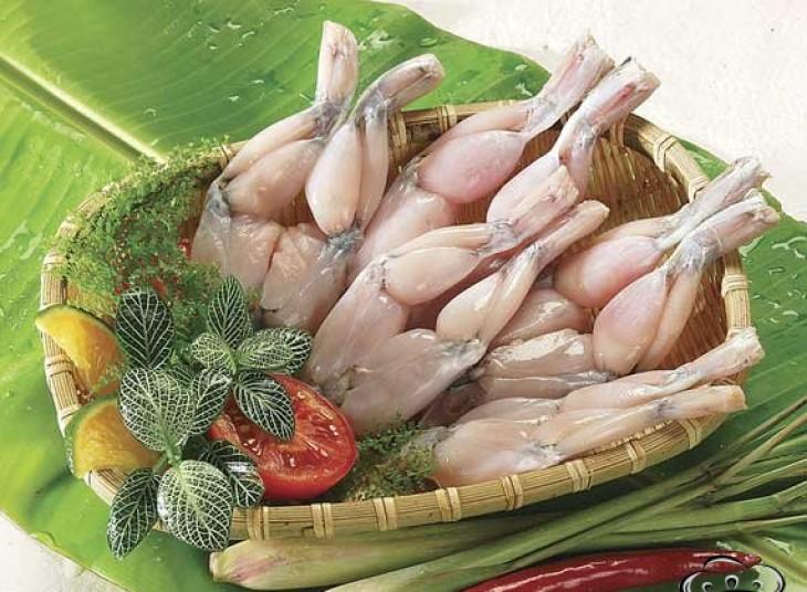 Nguyên liệu món ăn 3 cách làm lẩu ếch cay