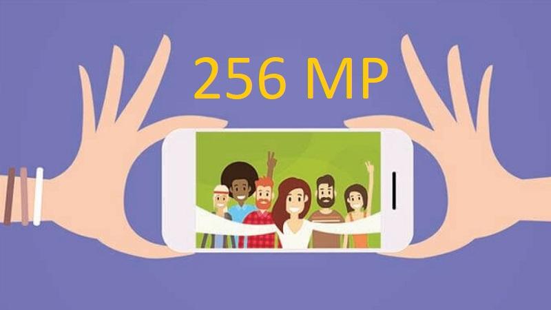 Xuất hiện smartphone bí ẩn sở hữu camera 256 MP