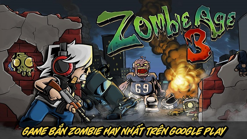 Hình ảnh trong game Zombie Age 3 Premium: Rules of Survival