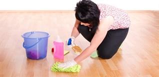 """Cách làm sạch sân, hiên nhà đơn giản nhanh chóng cho ngày """"toàn dân dọn nhà"""""""