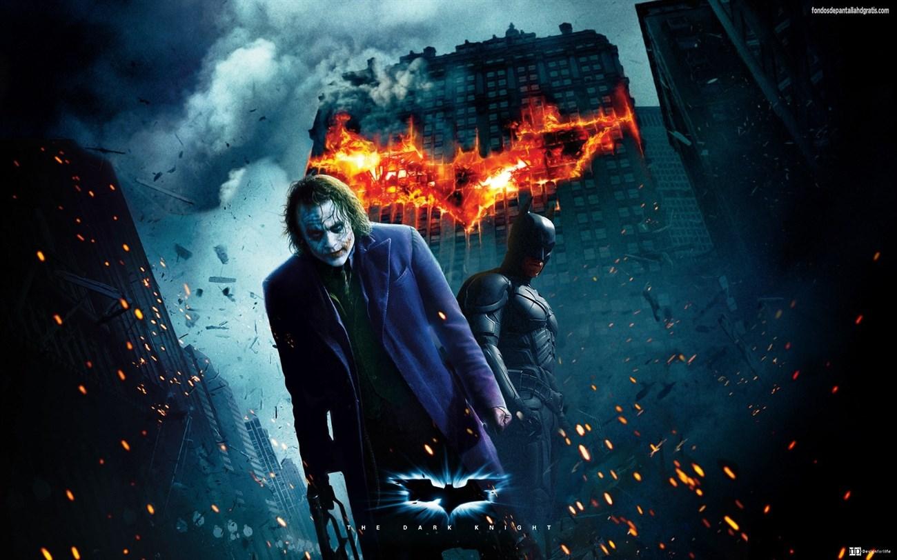 Kỵ sĩ bóng đêm - The Dark Knight (2008)