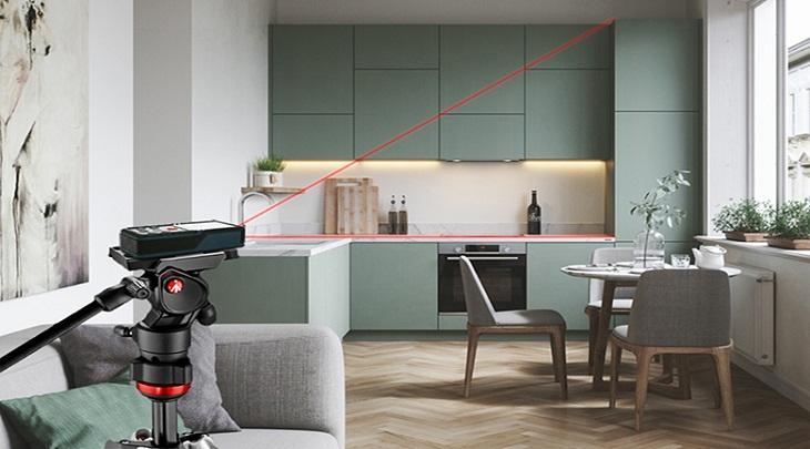 cách sử dụng máy đo laser sao cho an toàn