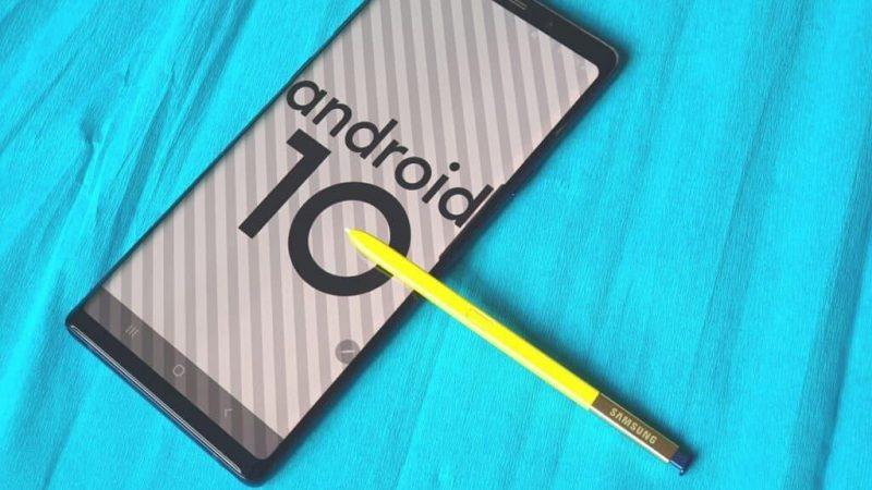 Sau bao ngày chờ đợi, cuối cùng cũng đến lượt Galaxy Note 9 được lên Android 10, 'phang' ngay cho nóng anh em ơi!