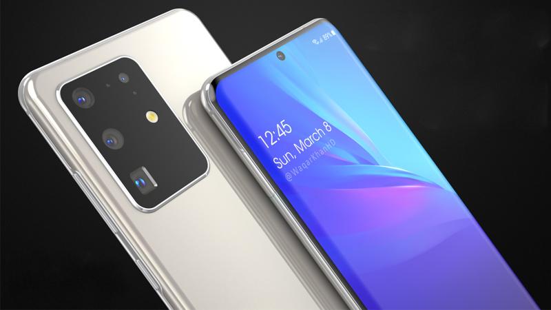 Đánh giá điện thoại Samsung Galaxy S20 Ultra 5G 3