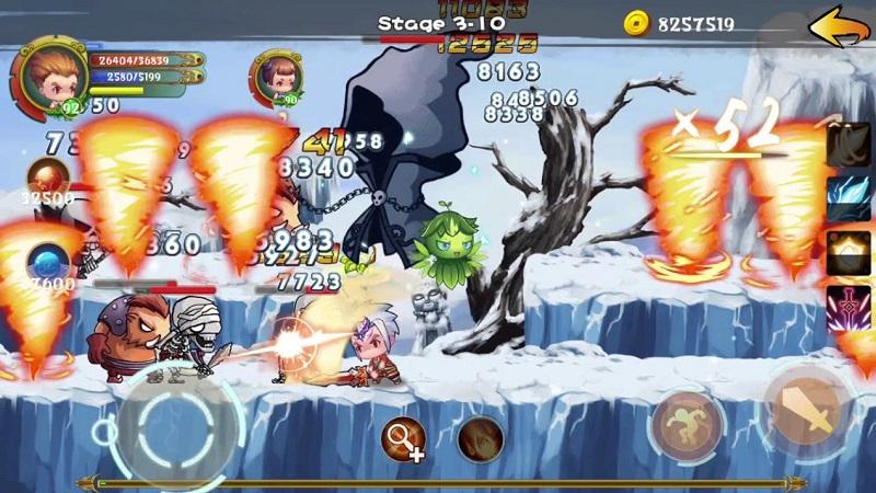 Hình ảnh trong game Hiệp Sĩ Huyền Thoại - Heroes Fight
