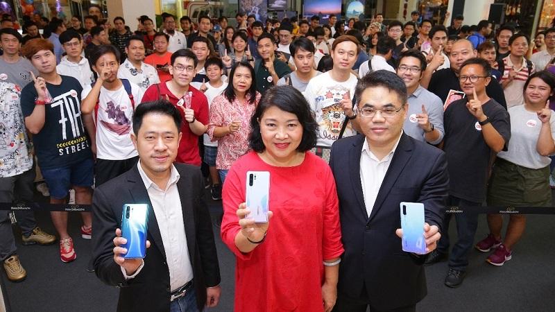 Huawei đạt doanh số smartphone ấn tượng trong năm 2019