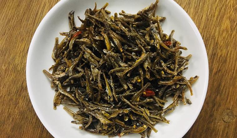 Chị Yến chia sẻ cách làm cá khô xào chua ngọt cho chồng nhâm nhi ngày Tết