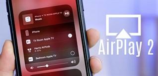 Sony cập nhật AirPlay 2 và Apple HomeKit trên các tivi 55 inch X8500G trở lên