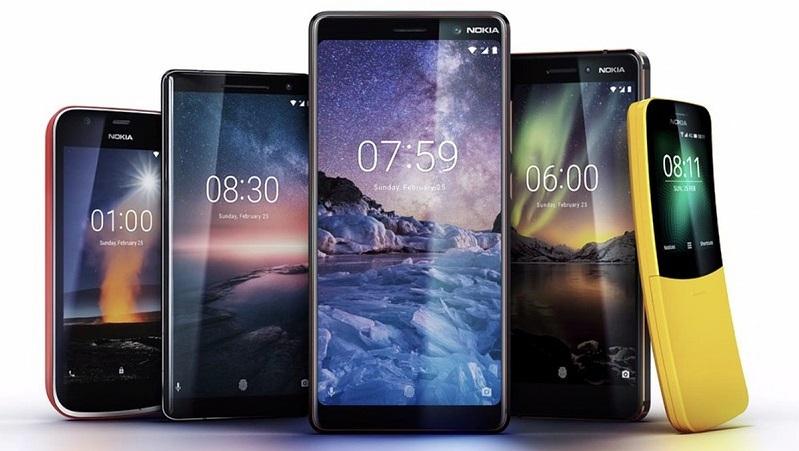 Thế hệ Nokia chạy Android One đầu tiên