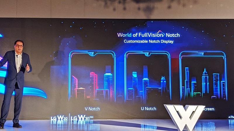 LG W20 lộ thông số kỹ thuật trên Google Play Console