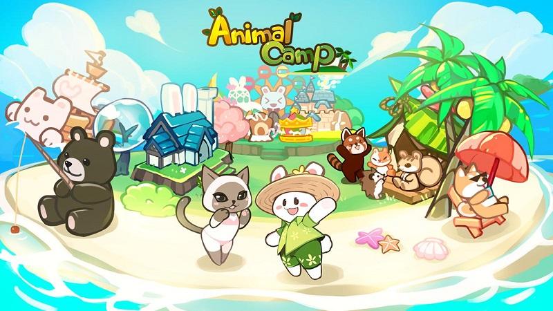 Hình ảnh trong game Animal Camp - Healing Resort
