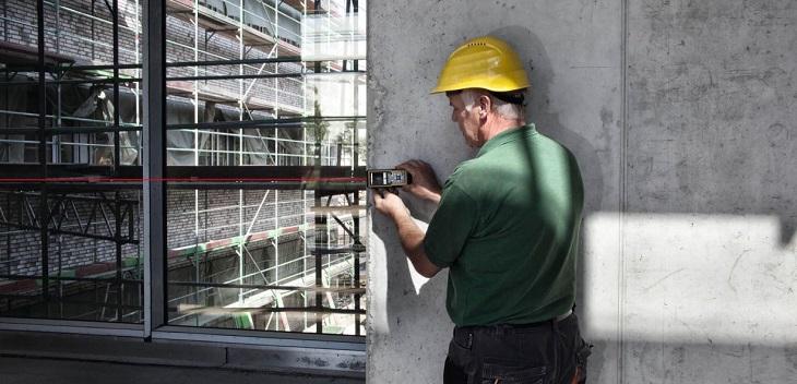 Đo đạc kích thước vật liệu trong ngành Xây dựng, thiết kế nội/ngoại thất, mộc