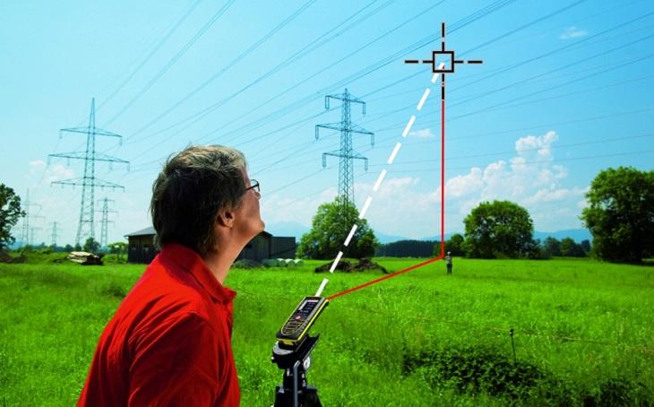 Đo mật độ dây điện và thể tích nước trong ngành Điện/nước