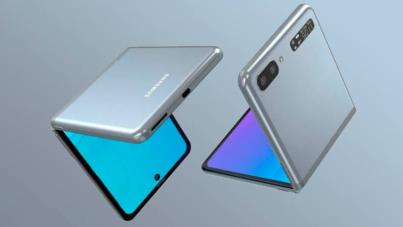 Samsung Galaxy Z Flip sẽ dùng cảm biến camera 12MP, không phải 108MP