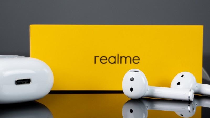 Realme Buds Air Neo đạt chứng nhận quan trọng, lộ diện ảnh thực tế với thiết kế lạ mà quen