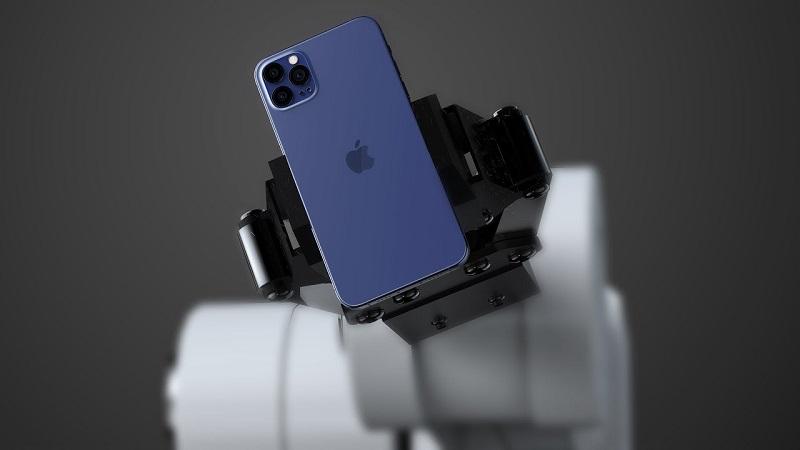 Thế hệ iPhone 12 sẽ có màu Xanh Navy mới