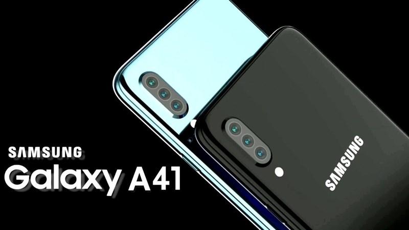Galaxy A31 được xác nhận có pin 5.000 mAh, còn Galaxy A41 thì sao? Dưới đây là câu trả lời
