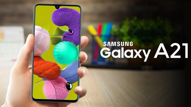 Mặc dù chưa trình làng nhưng smartphone giá rẻ Galaxy A21s sắp lên kệ tại Hoa Kỳ