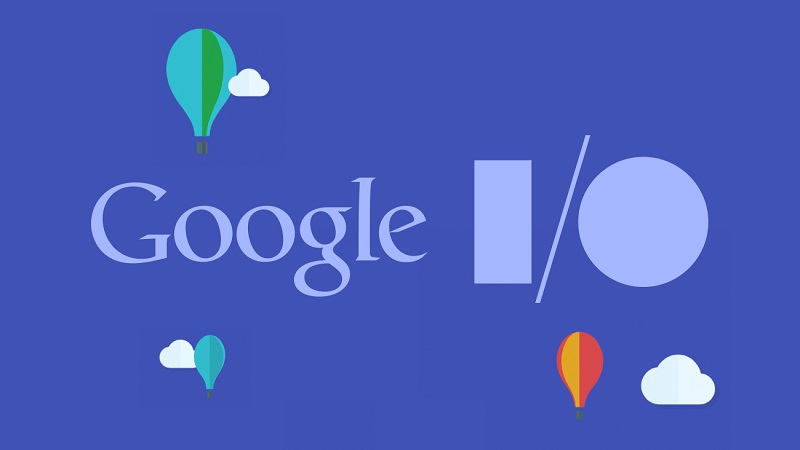 Sự kiện Google I/O 2020 sẽ diễn ra từ ngày 12 đến 14/05 tại Mountain View