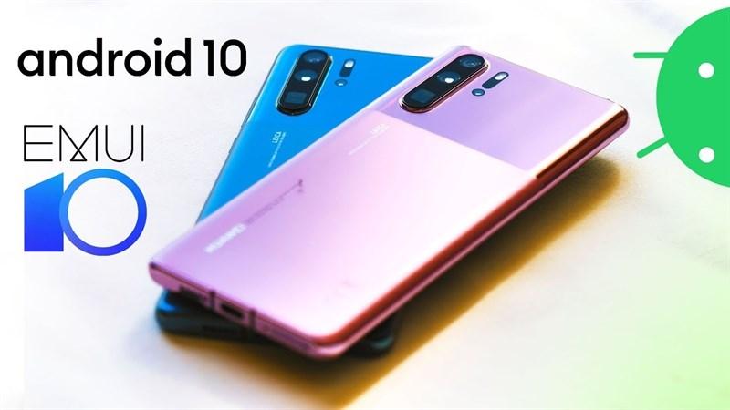 Huawei bất ngờ xác nhận Y9 2019 sẽ được cập nhật Android 10
