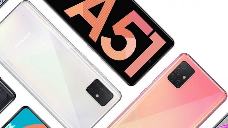 Galaxy A51 vừa lên kệ, Samsung đã rục rịch tung ra phiên bản nâng cấp Galaxy A51 5G, thiết bị vừa lộ cấu hình trên Geekbench đấy