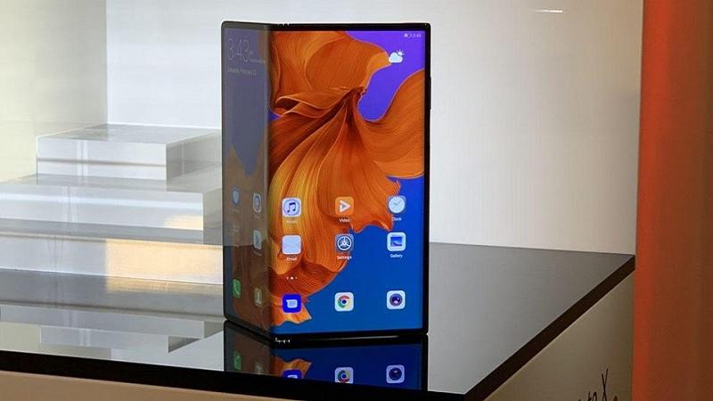 Smartphone màn hình gập Xiaomi Mi MIX Fold lộ diện thiết kế qua một bằng sáng chế mới