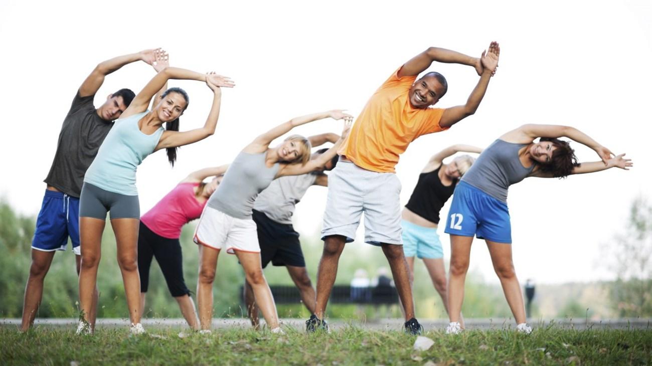 Tập thể dục đều đặn, mỗi ngày