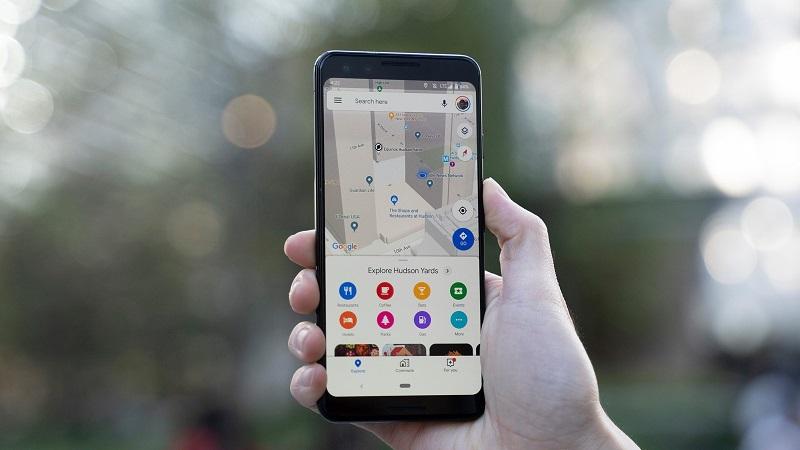 Thanh niên sử dụng 99 chiếc điện thoại để 'hack' Google Maps