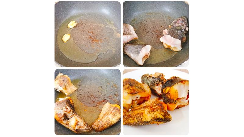 Tận dụng cá lóc nướng ngày Thần Tài làm gỏi cá lóc ăn ngon vô đối