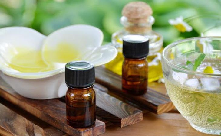 Dùng tinh dầu tràm trà pha loãng: Hiệu quả