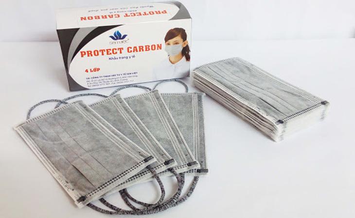 Khẩu trang Carbon
