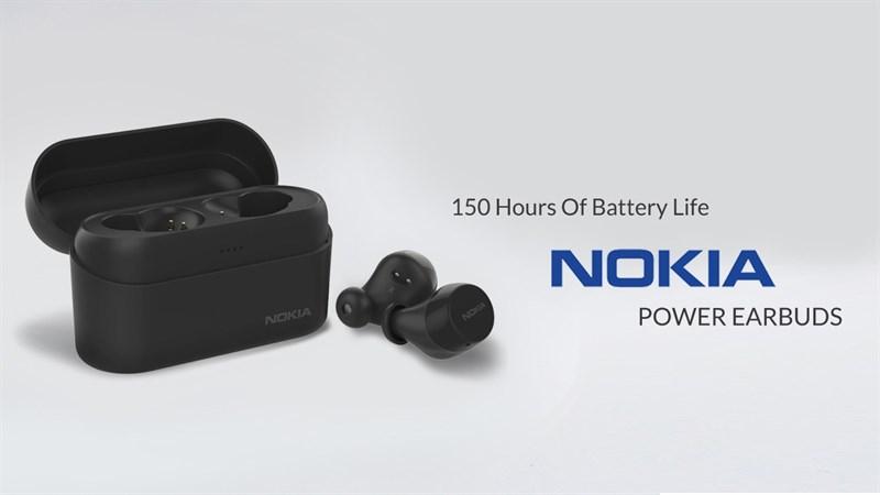 Tai nghe không dây Nokia Power Earbuds pin 150 giờ trình làng và mở bán tại Trung Quốc với giá 2.3 triệu đồng