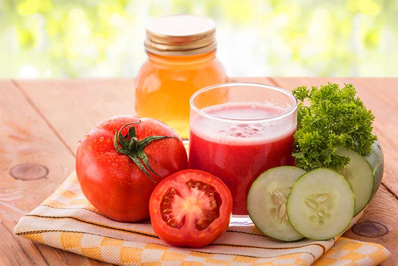 Công thức làm nước ép cà chua vừa dễ vừa bổ dưỡng cho gia đình