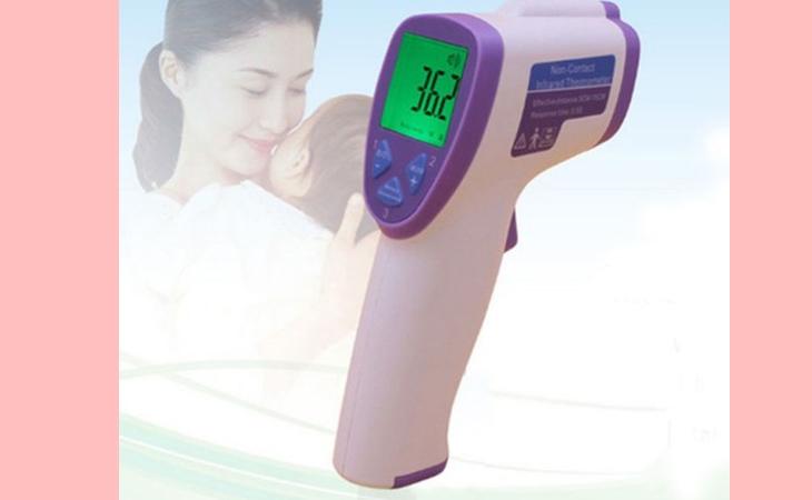Một số lưu ý khi bảo quản nhiệt kế đo trán