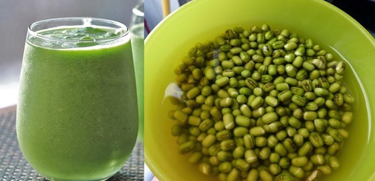 Cách làm nước đậu xanh rang ngon, dễ uống và 7 tác dụng của nó