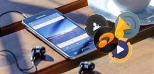 Top 15 ứng dụng nghe nhạc offline tốt nhất trên điện thoại Android