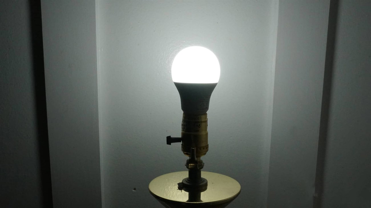 Eufy smart light bulbs