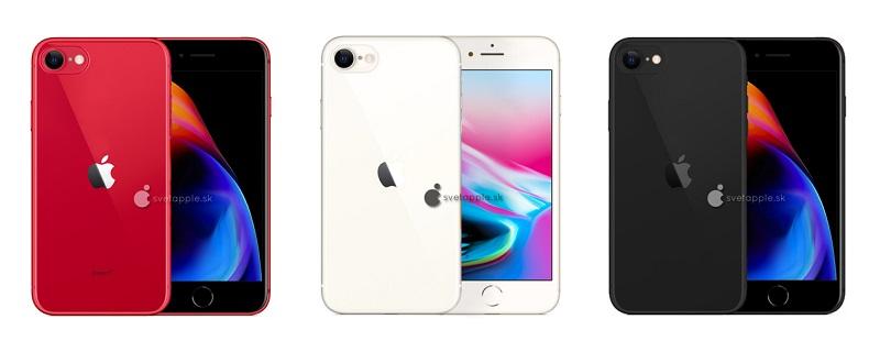 iPhone 9 lộ ảnh render mới