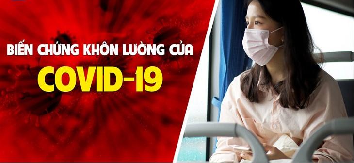 Biến chứng bệnh Covid-19 không triệu chứng