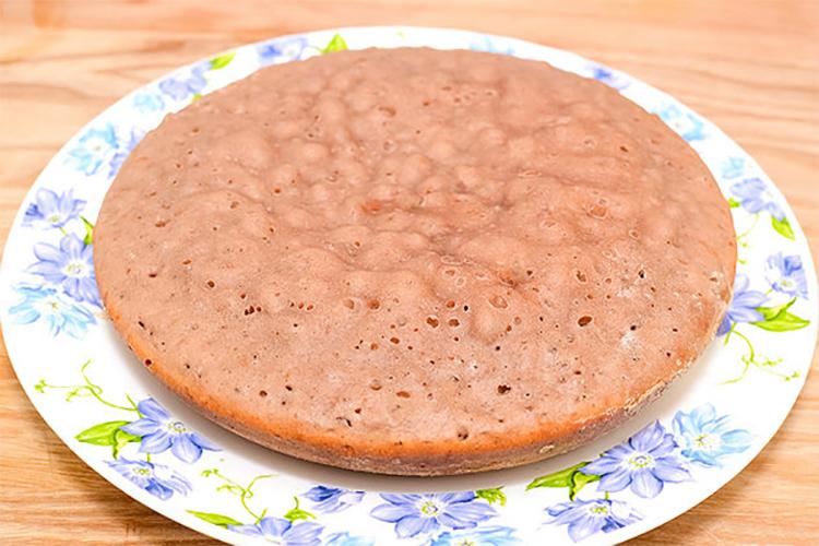 Cách làm bánh socola đơn giản bằng nồi cơm điện